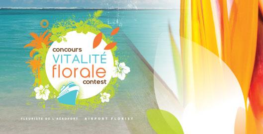 Vitalite Florale New Contest